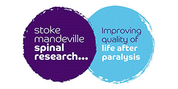 Stoke Mandeville Spinal Research logo