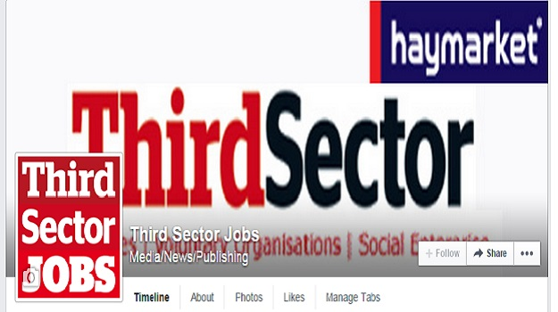 Third Sector Jobs is Now on FaceBook