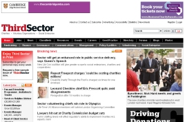 Career Advice on ThirdSector.co.uk