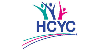 Harborough District Children and Young People's Charity logo