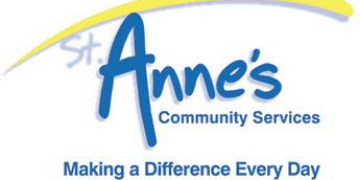 St. Anne's Community Services logo