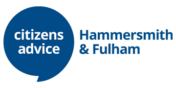 Hammersmith & Fulham Citizens Advice Bureau logo