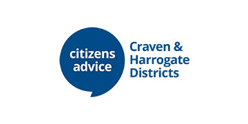 Citizens Advice Craven and Harrogate logo