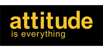 Attitude is Everything logo