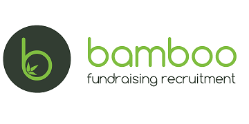 Bamboo Fundraising Recruitment logo