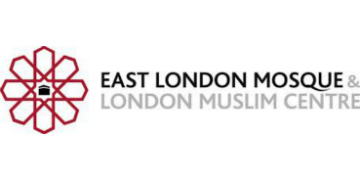 East London Mosque Trust logo
