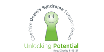 Cheshire Down's Syndrome Support Group logo