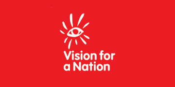 Vision For A Nation Foundation logo