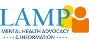 LAMP Mental Health Advocacy logo