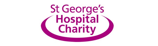 St George's Hospital Charity logo
