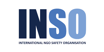 International NGO Safety Organisation logo