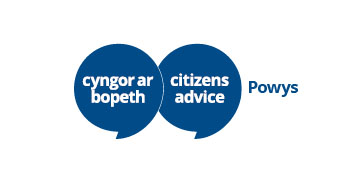 Citizens Advice Bureau Powys logo
