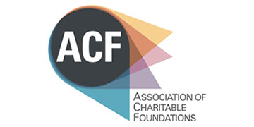 Association of Charitable Foundations (ACF) logo