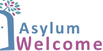 Asylum Welcome logo