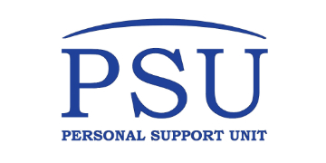 Personal Support Unit PSU logo