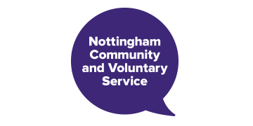 NCVS (Nottingham Community and Voluntary Service) logo