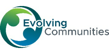 Evolving Communities CIC logo