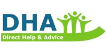 Direct Help and Advice (DHA) logo