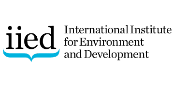 International Institute for Environment and Development logo