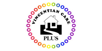 Vincentian Care Plus logo