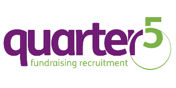 QuarterFive Fundraising Recruitment logo
