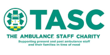 TASC The Ambulance Staff Charity logo