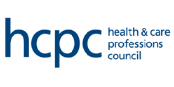 The Health & Care Professions Council logo