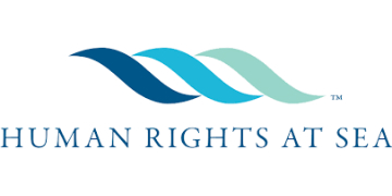 Human Rights At Sea logo