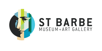 St Barbe Museum and Art Gallery logo