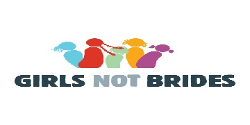 Girls Not Brides: The Global Partnership to End Child Marriage logo