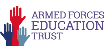 Armed Forces Education Trust logo