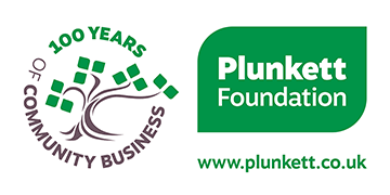 The Plunkett Foundation logo