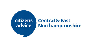 Central and East Northamptonshire Citizens Advice Bureau logo