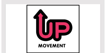 Up Movement  logo