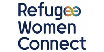 Refugee Women Connect logo