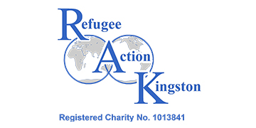 Refugee Action Kingston logo