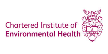 The Chartered Institute of Environmental Health logo