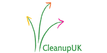 CleanupUK logo