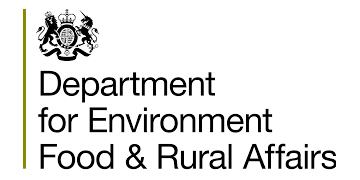 Department for Environment, Food and Rural Affairs