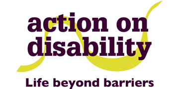 Action on Disability logo