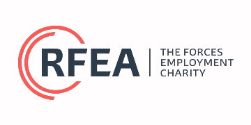 RFEA The Forces Employment Charity logo