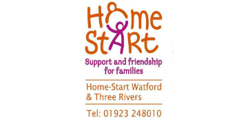 Home-Start Watford and Three Rivers logo