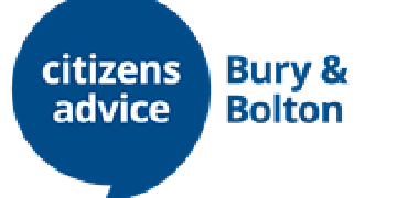 Citizens Advice Bury and Bolton logo
