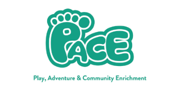 PACE  Play, Adventure & Community Enrichment logo