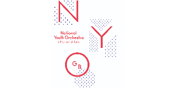 National Youth Orchestra of Great Britain logo