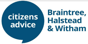 Citizens Advice Braintree, Halstead and Witham logo
