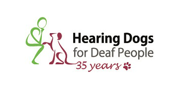 Hearing Dogs for Deaf Peolpe logo