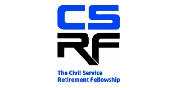 THE CIVIL SERVICE RETIREMENT FELLOWSHIP logo