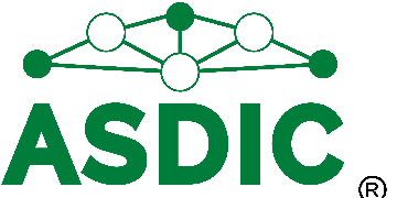 Association of ex-Service Drop-In Centres (ASDIC) logo