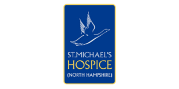 St. Michael's Hospice (North Hampshire) logo